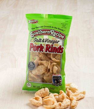 Picture of Southern Recipe Salt & Vinegar Pork Rinds