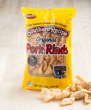 Picture of Southern Recipe Original Pork Rinds